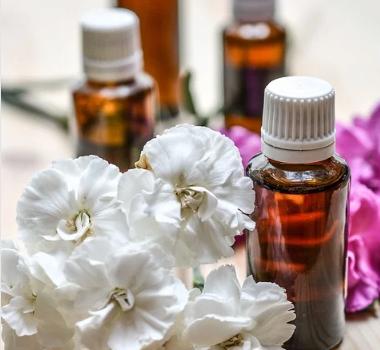 Les huiles essentielles, Les secrets bien-être d'Angélique